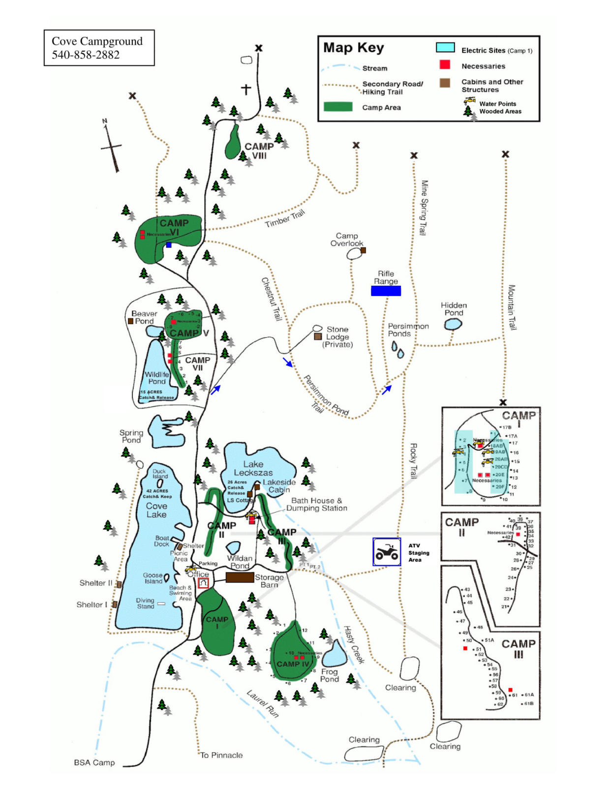 The Cove Campground